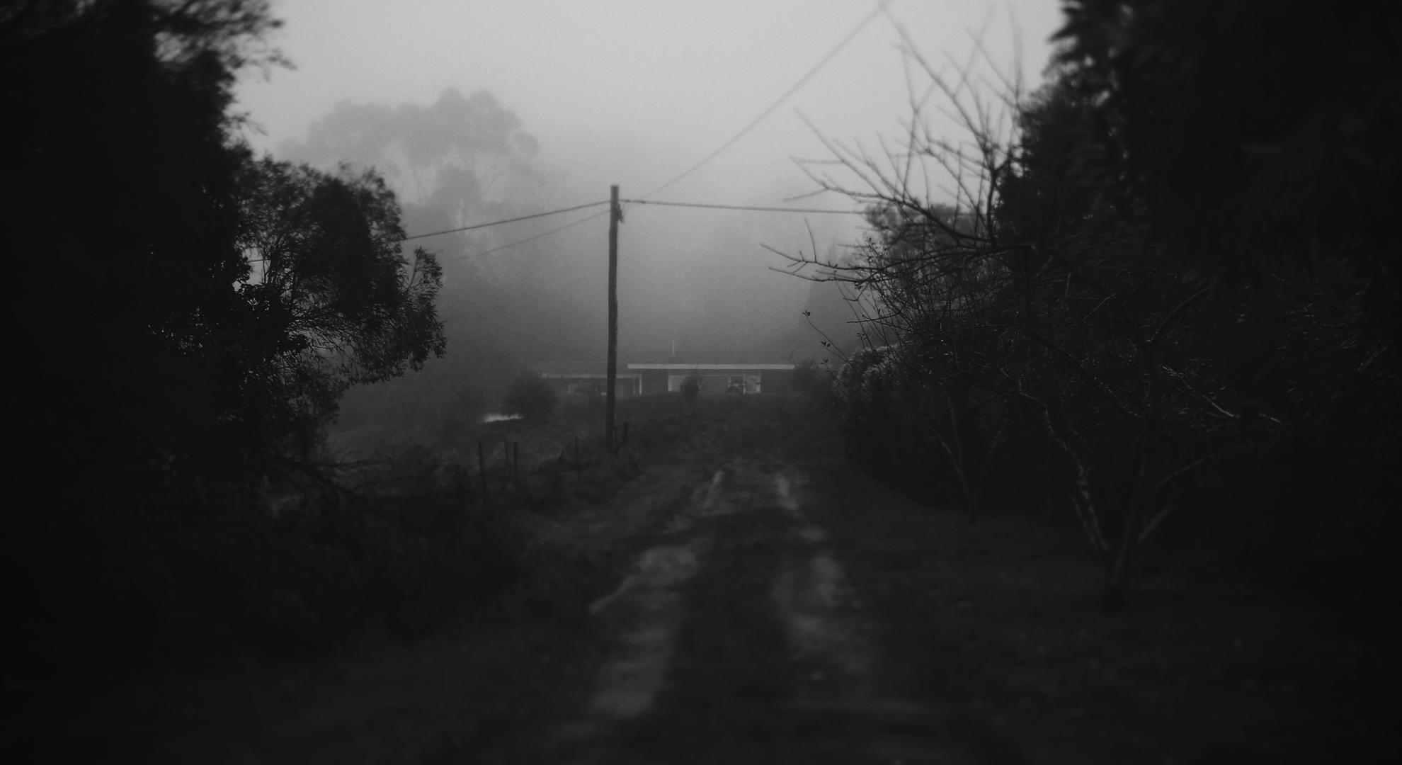 Безысходность туман