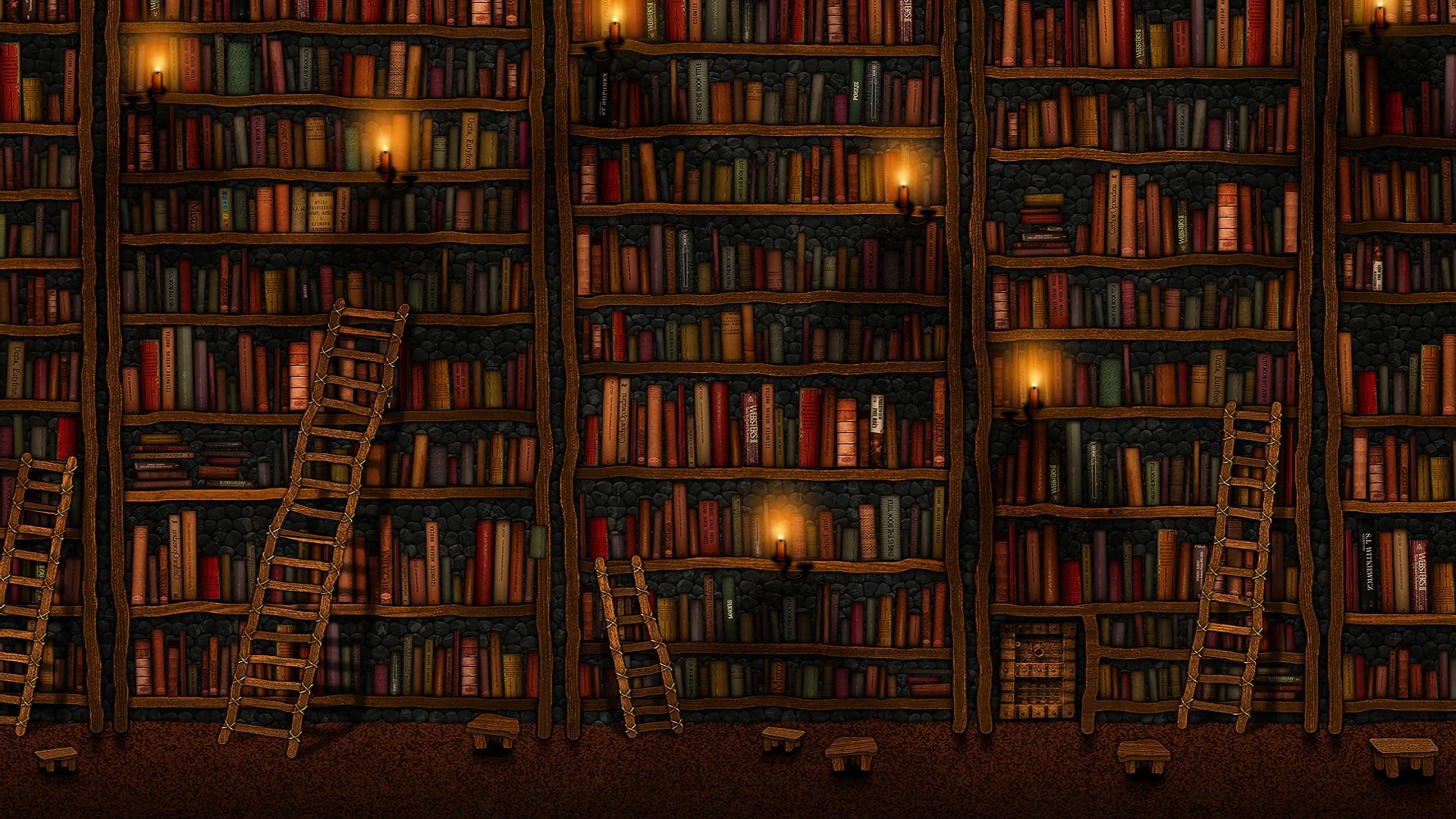 Библиотека книги библиотека