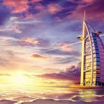 Бурж-Аль-Араб Дубаи город