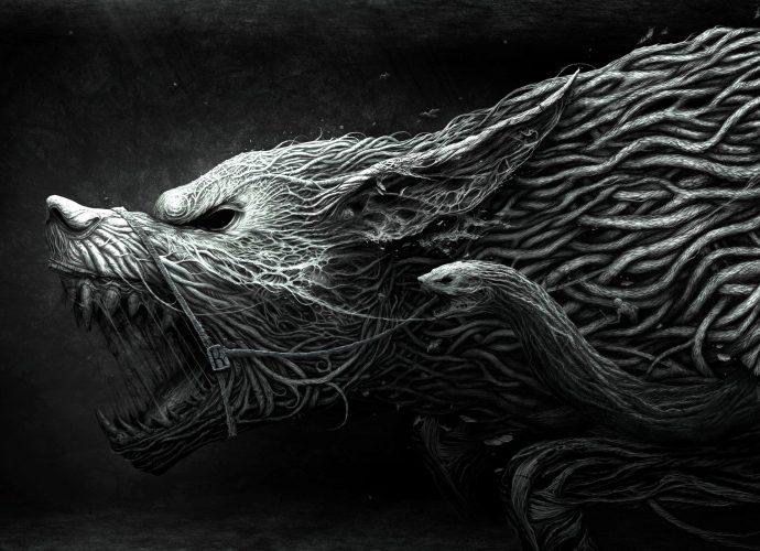 Чудовища чудовища змеи