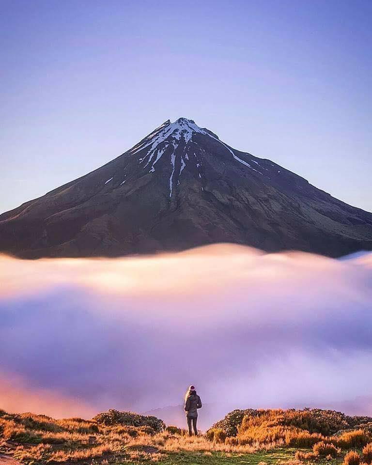 Гора Таранаки горы