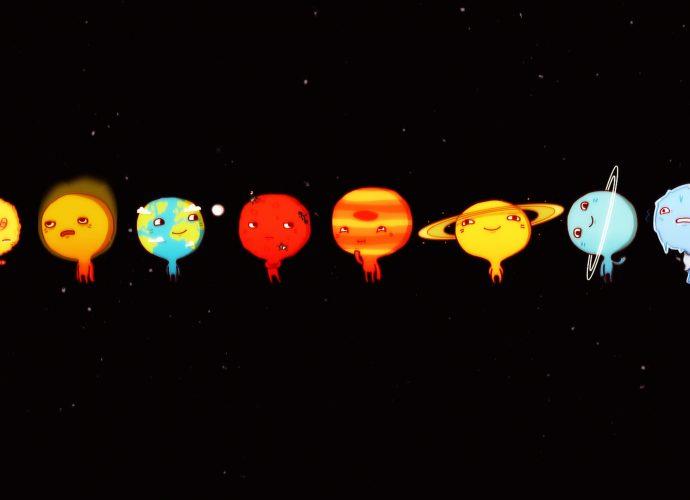 Солнечная система планеты