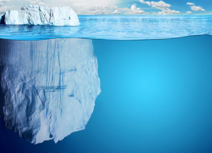Айсберг море айсберг