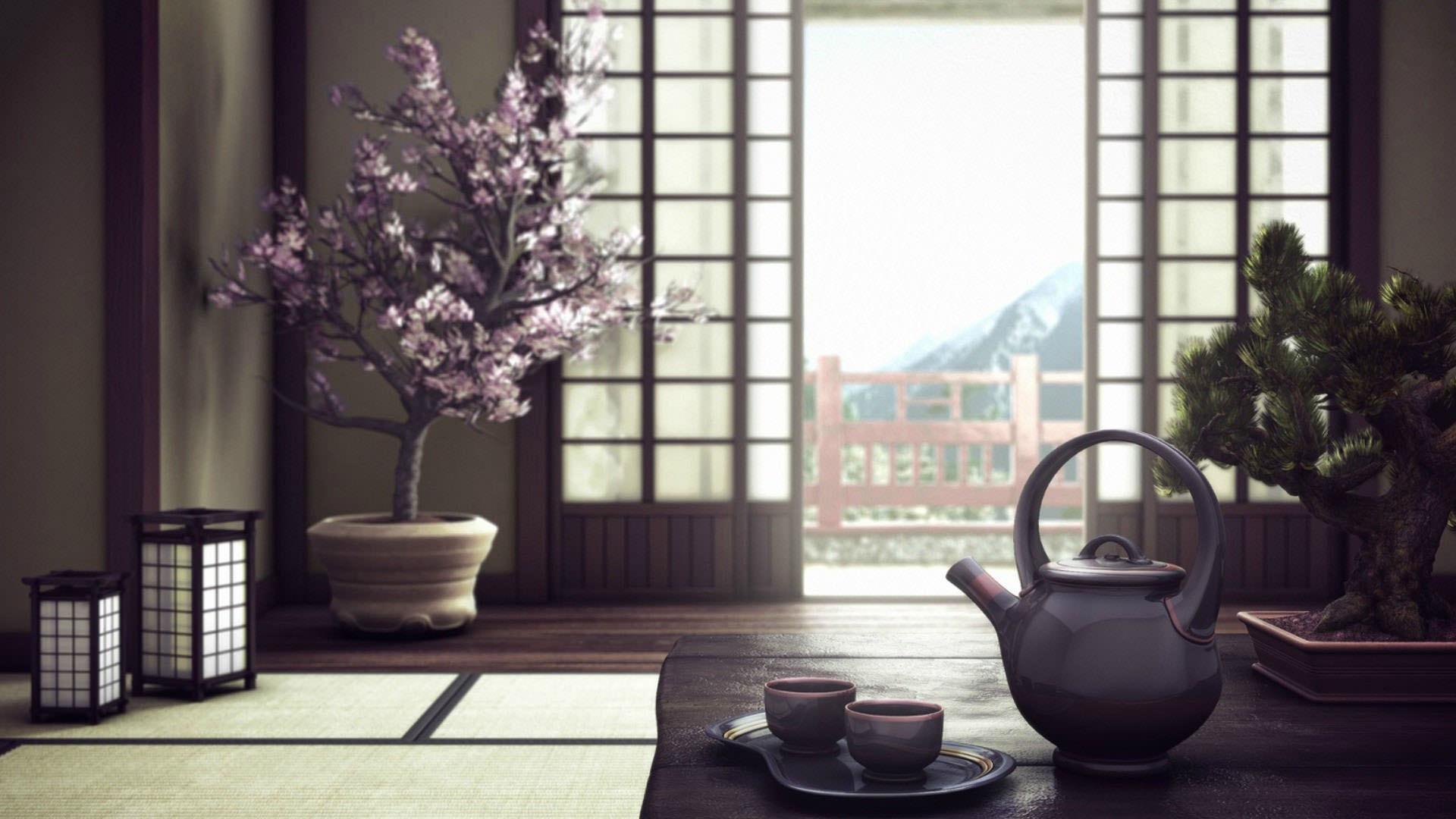 Чайная церемония Япония чай восток
