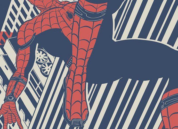 Человек-паук человек-паук спайдермен