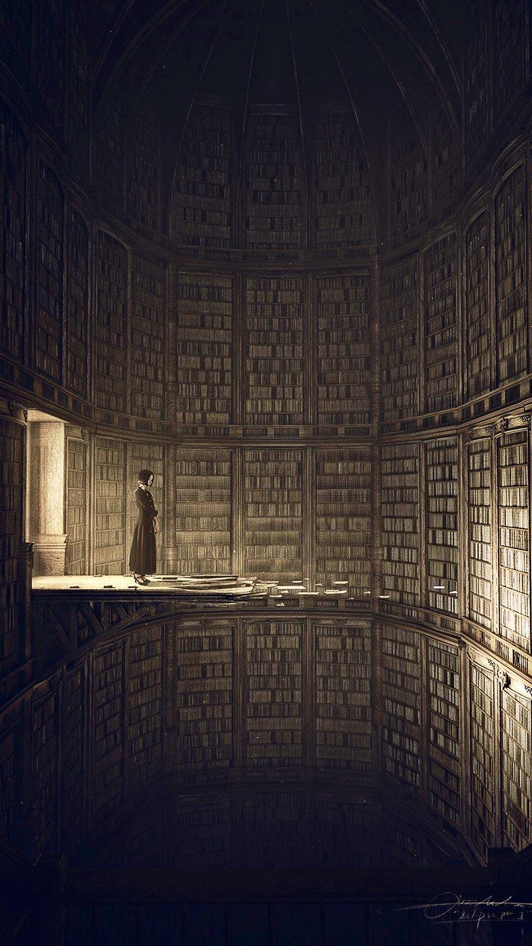 Тёмная комната книги библиотека