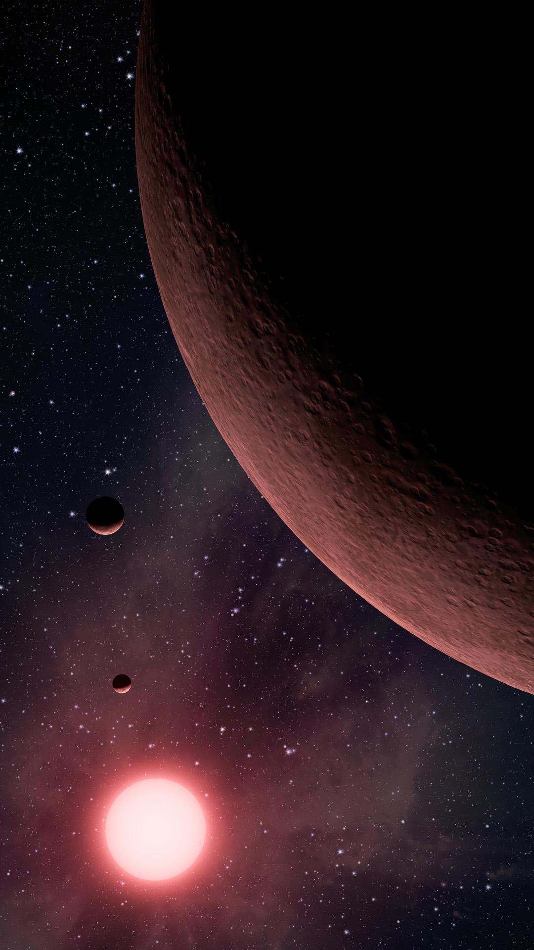 Звезда Кеплер планеты космос звезды
