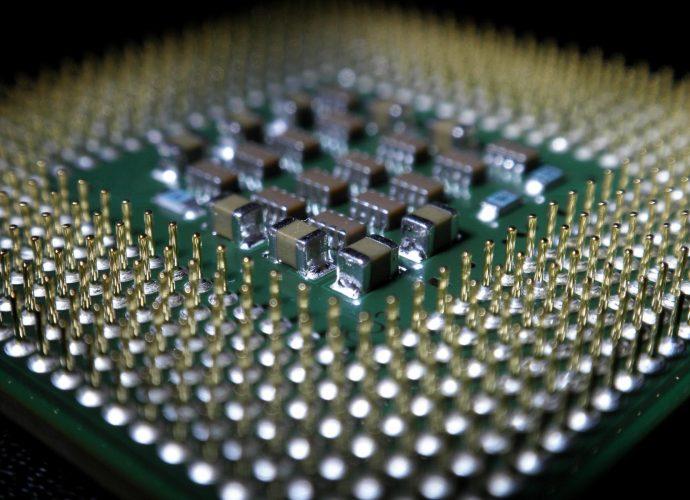 Центральный процессор электроника процессор