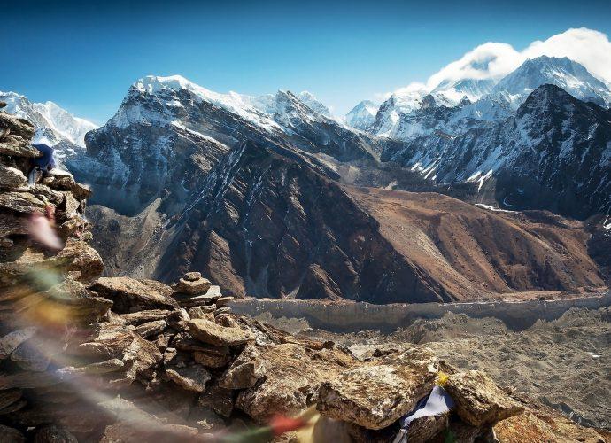 Тибетские горы Тибет горы