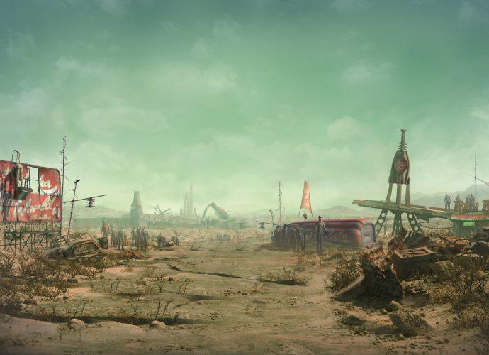 Постядерный мир Fallout