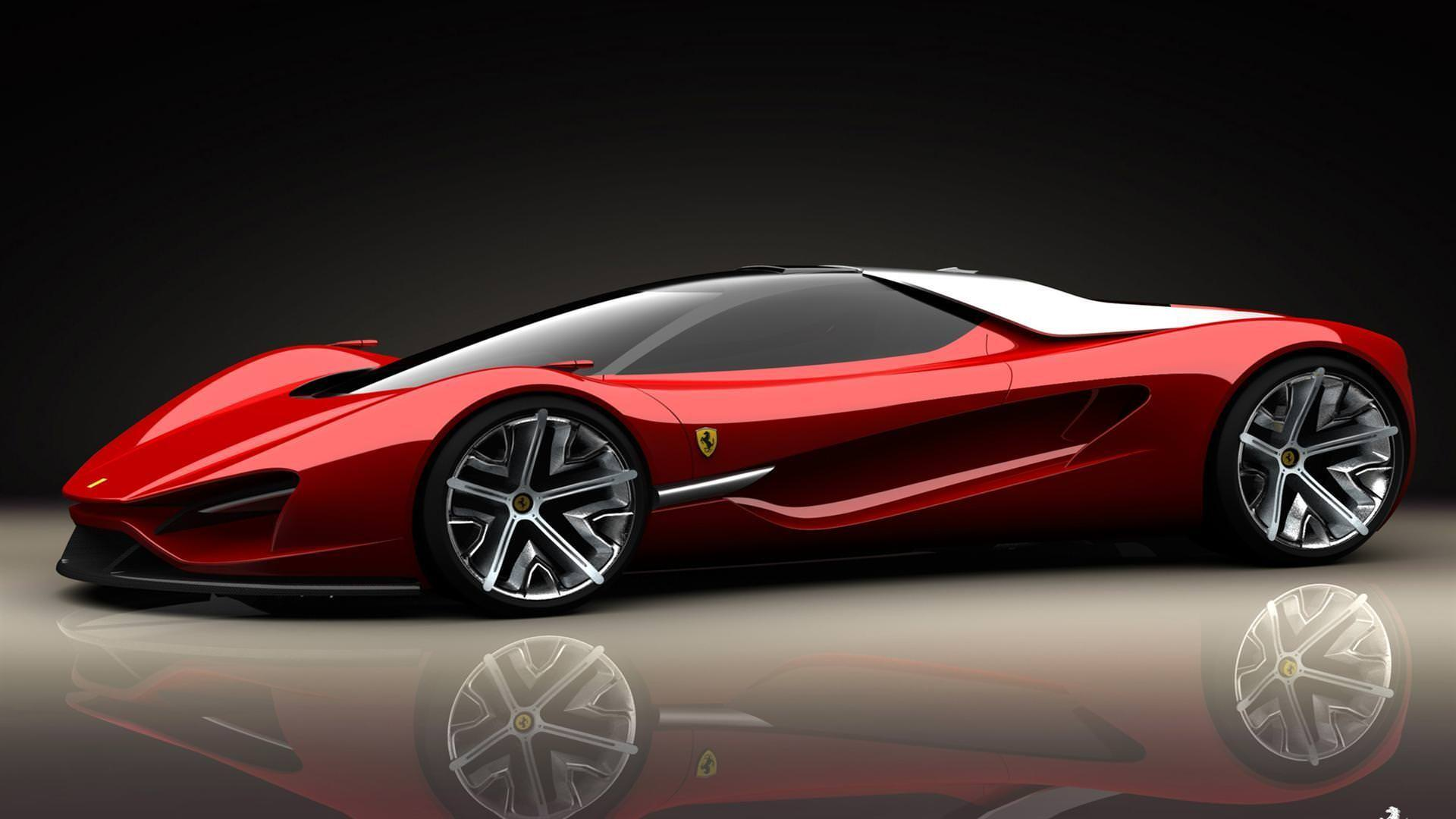 Концепт Ferrari Xezri Ferrari