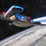 USS Enterprise Startrek