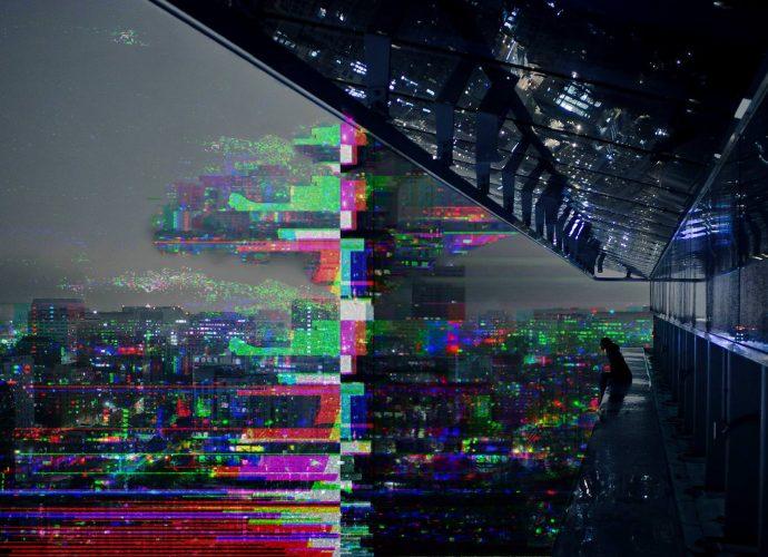 Сбой матрицы небоскребы