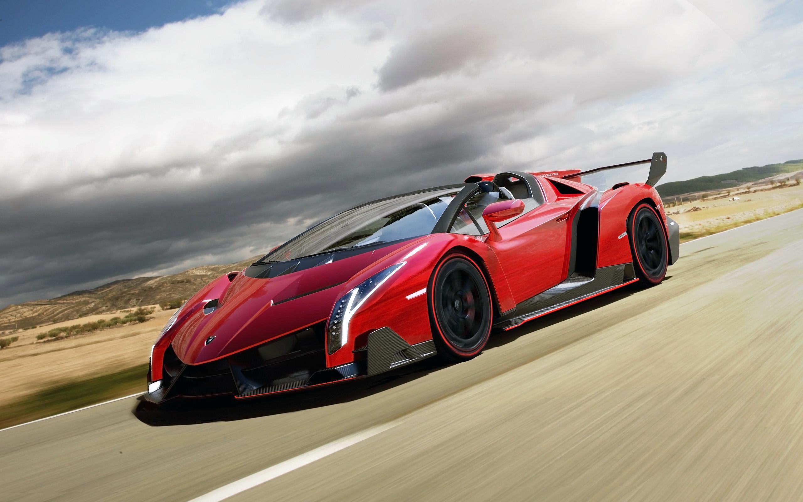 Родстер Lamborghini Veneno Ламборджини авто Lamborghini