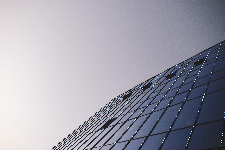 Небоскреб небоскребы небо город