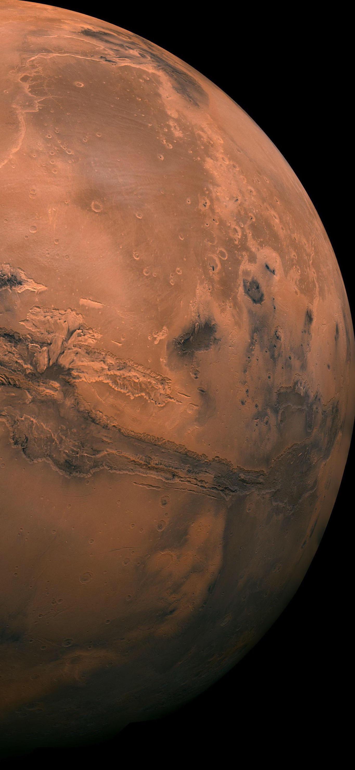 Фото Марса планеты марс космос