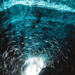 Ледяная пещера пещера лед арктика