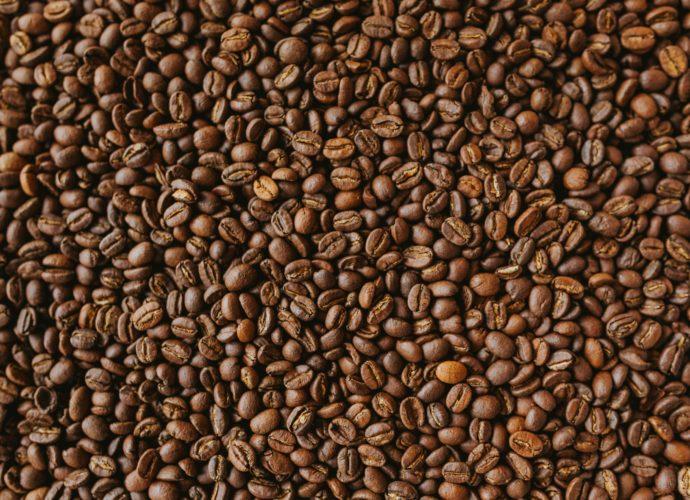 Кофейные зёрна кофе