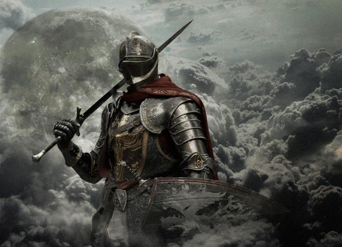 Рыцарь в облаках рыцарь облака
