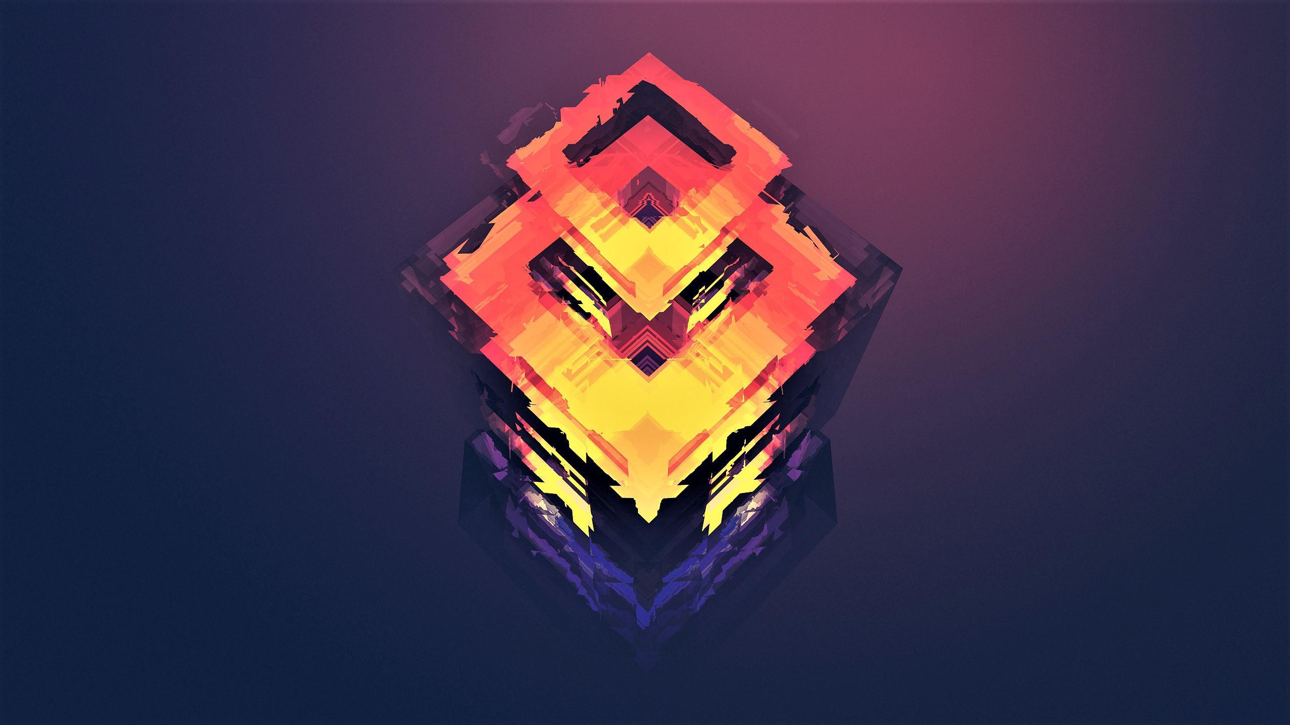 Призрак цвет огонь