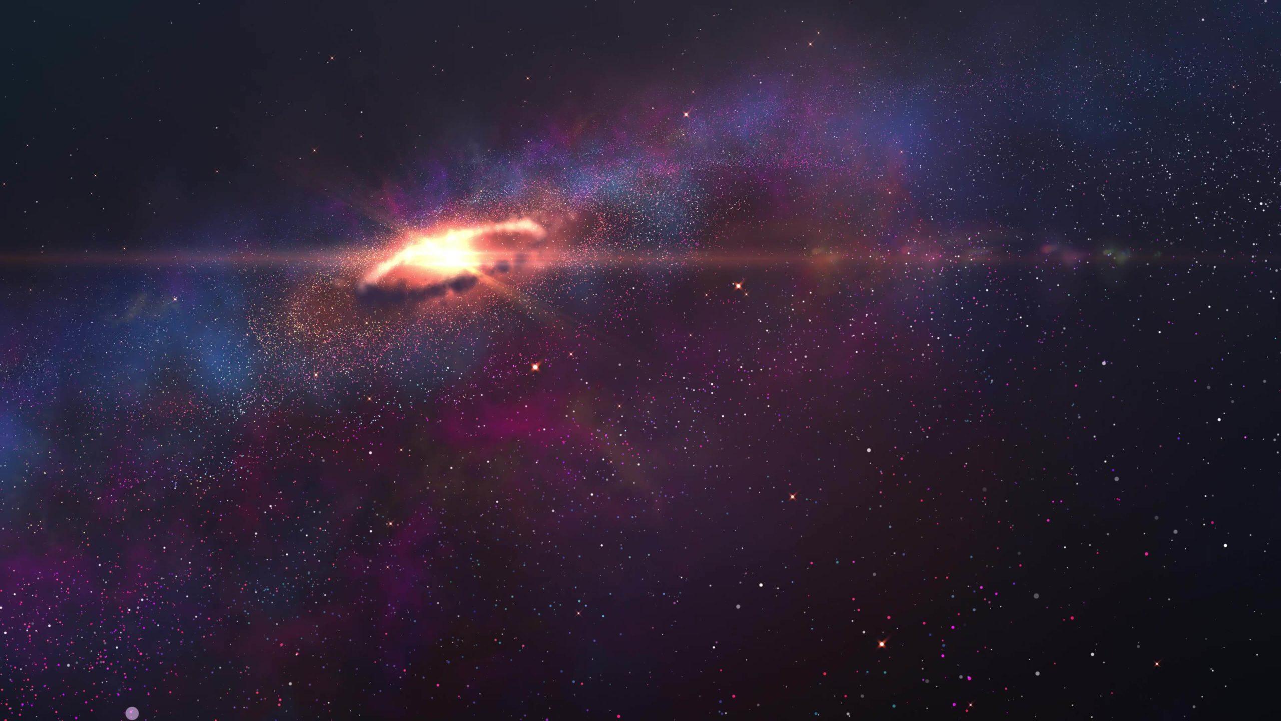 Галактика космос звезды галактика