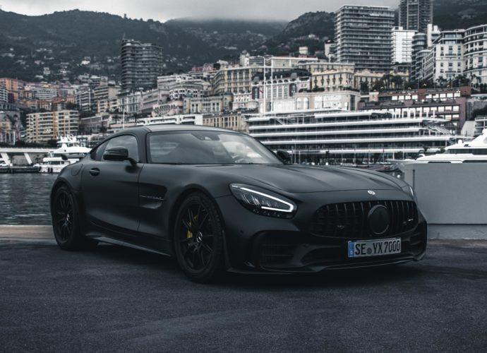Mercedes AMG GTR автомобиль авто mercedes