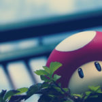 Гриб Супер Марио гриб