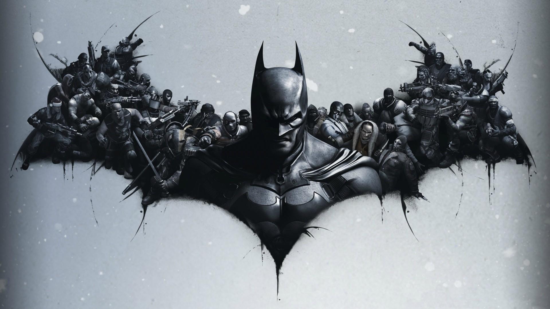Бэтмен бэтмен