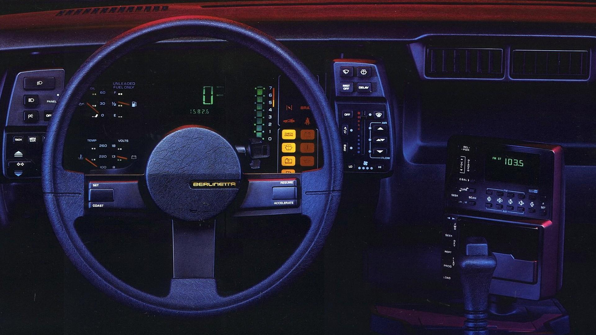 Chevrolet Camaro Berlinetta 1984 автомобиль авто chevrolet