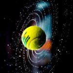 Теннисный мяч теннис мяч