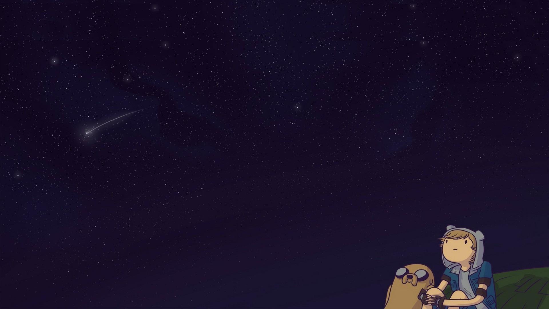 Время приключений ночь звезды время приключений