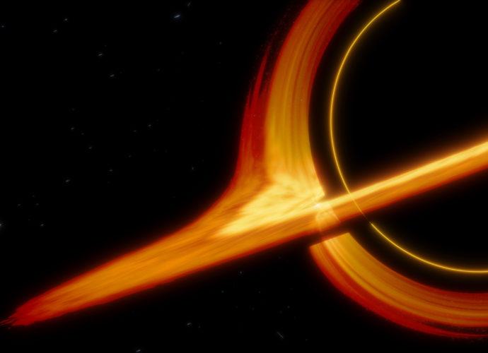 Чёрная дыра черная дыра звезды